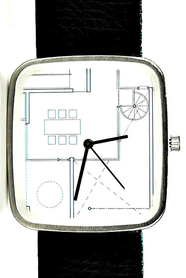 architect shop silver fossil watches p