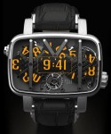 4N Mechanical Digital watch becomes functional.