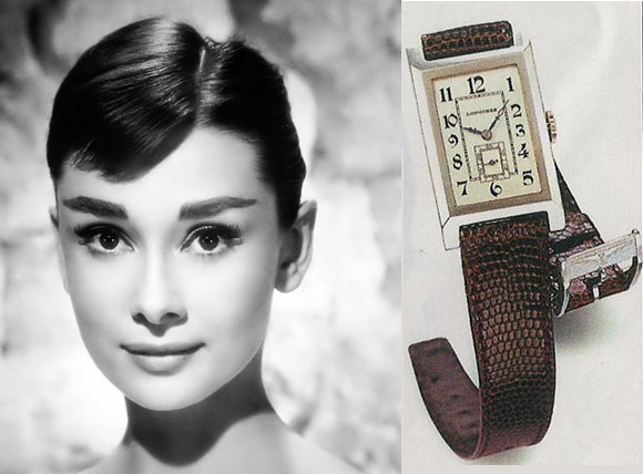 Audrey Hepburn Cartier Watch