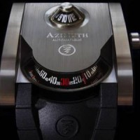 "World War 1 Tanks inspire the design of Azimuth Watch the ""SP-1 Landship"""