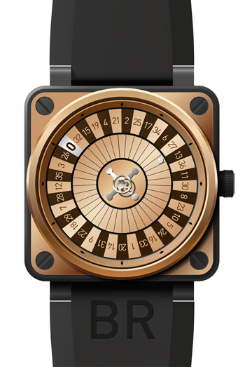 Bell and Ross Casino Watch