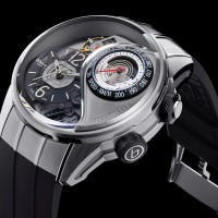 Breva Genie 03 is first watch with functional speedometer 1