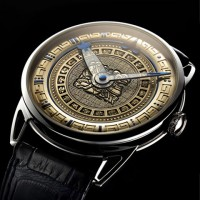 "Mark the end of the world according to Mayan calendar with the ""De Bethune Ninth Mayan Underworld"" 3"