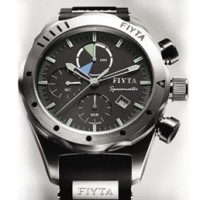 "Chinese Space Watch. Fiyta ""Spacemaster"""