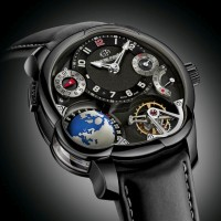 Greubel Forsey GMT Black: different colour same mechanical marvel. 1