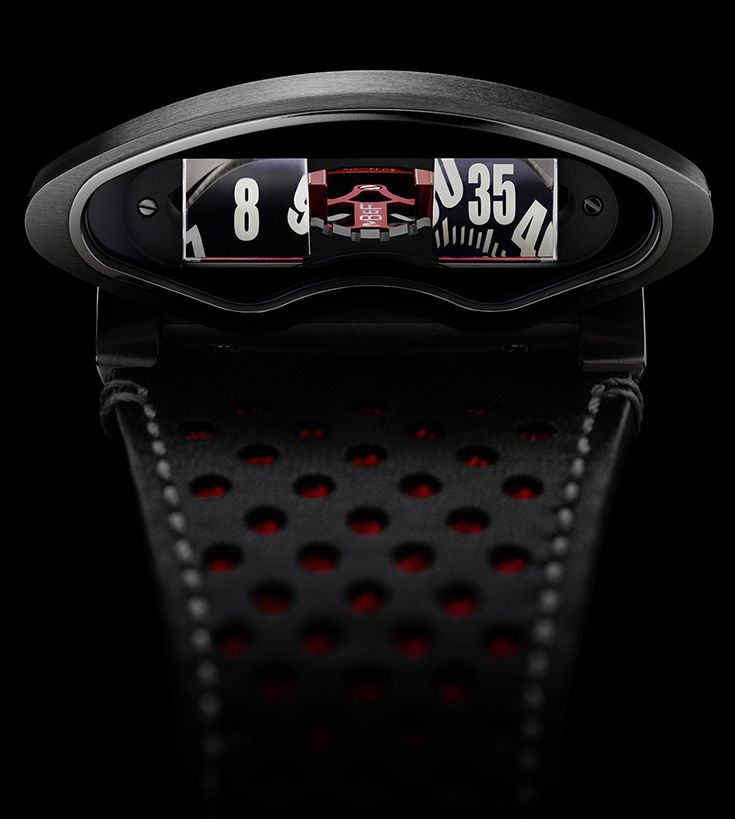 MB&F HMX Front