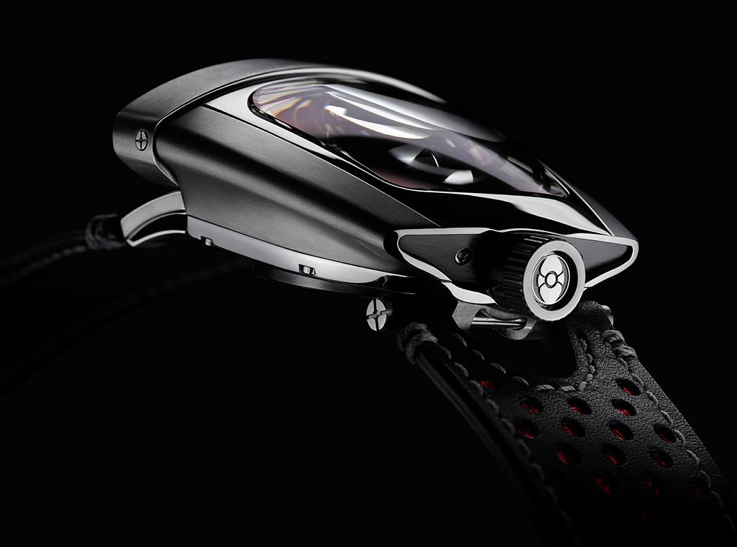 MB&F HMX Rear Red