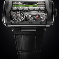 New liquid watch the HYT H3 released for Baselworld 2015. 1