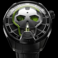 HYT Skull - the liquid watch gets new design. 1
