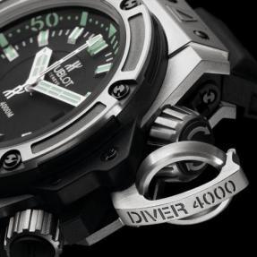 Hublot Oceanographic 4000 Crown