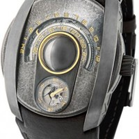 Konstantin Chaykin Lunokhod striking Russian 3d Moonphase watch