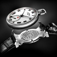 Chopard Louis-Ulysse The Tribute. Detaches to become pocket watch.