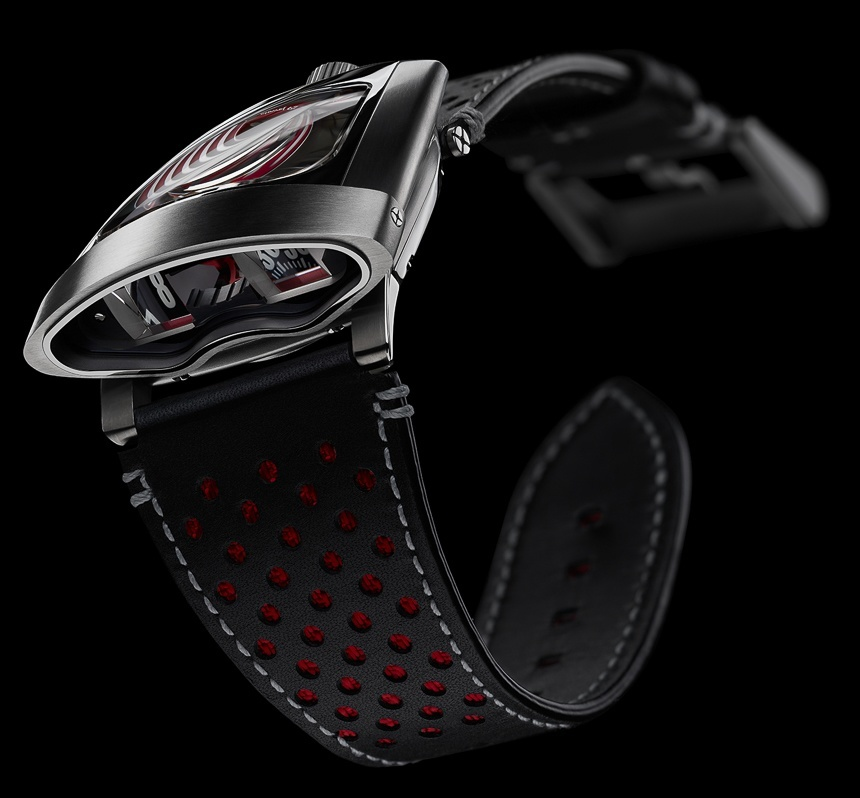 The MB&F HMX