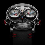 MB&F LM1 Silberstein is colourful update to the original.