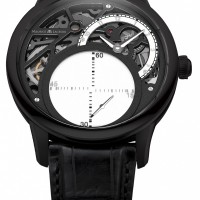 New Maurice Lacroix uses mysterious seconds indicator. 1