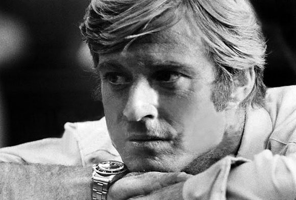 Robert Redford Rolex Watch