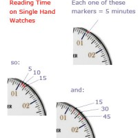 12 Single Hand Watches