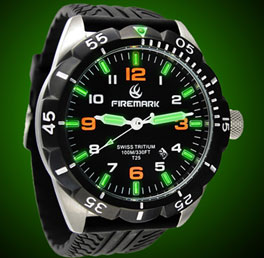 firemark tritium watch