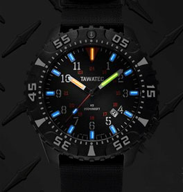 H3TacticalUSA Swiss Military Tactical Watches for Law