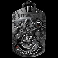 Urwerk UR-1001. Uber Complication pocket watch.