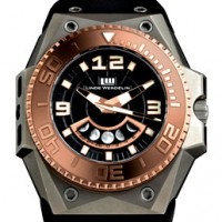 Linde Werdelin Oktopus Moonphase. Astronomical dive watch.