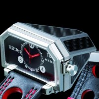 BRM TB Records - read the time safely while driving.