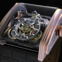 Cabestan Triple Axis Tourbillon 3