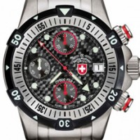 CX Swiss Military dive watch