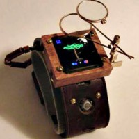 DIY Arduino Steampunk watch. Make your own!