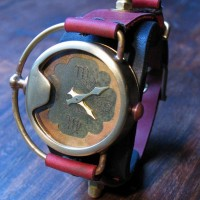 Steampunk timepieces by Das Kabinett Watches 1