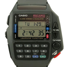 Databank Calculator watch by casio