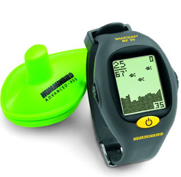 fish finder watch for fishermen
