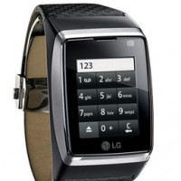 Phone watch by LG