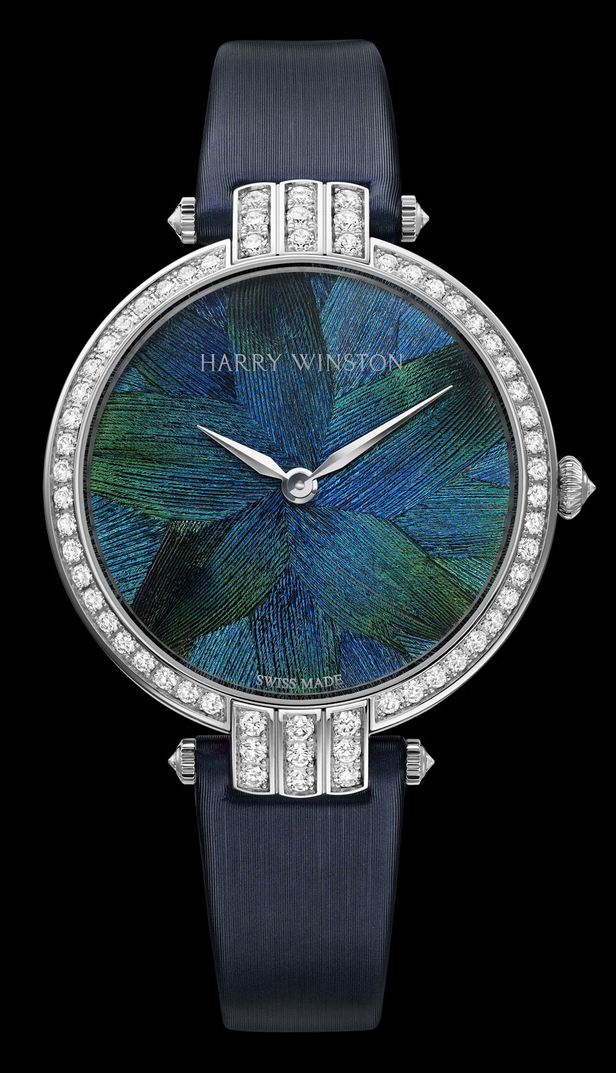 Harry Winston Premier Feathers watches