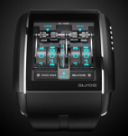 HD3 Slyde - switch dials or even upload your own dial design.