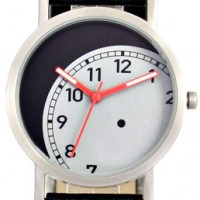 "Projects ""Lost Time"": Whimsically novel timepiece."