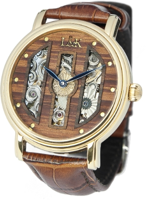 10 Wooden watches