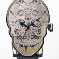 Memento Mori Watch by Fiona Kruger 4