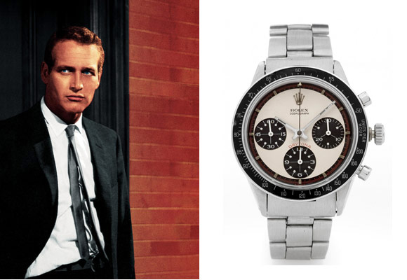 Paul Newman Rolex Daytona Watch
