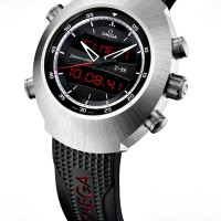 Omega Spacemaster Z-33. Programmable pilot functions and readability under any lighting conditions. 3