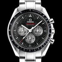 Omega Speedmaster Pro. First watch worn on the moon.