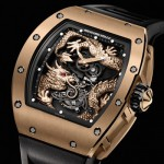 11 Asian watch designs for the year of the dragon 2012