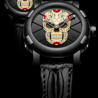 Romain Jerome Day of the Dead Watch