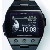 "Seiko ""active matrix"" E-Ink watch"