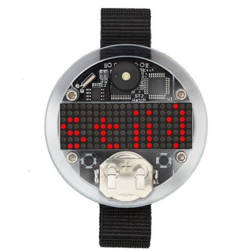 DIY watch