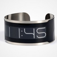 Worlds thinnest watch: CST-01 E ink watch just 0.8mm thin. 1