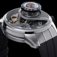 Breva Genie 03 is first watch with functional speedometer
