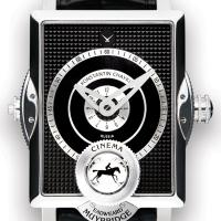 Konstantin Chaykin Cinema watch features animation complication