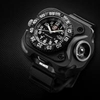 Luminox Surefire 2211 is a tactical wristlight watch.