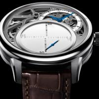 New Maurice Lacroix uses mysterious seconds indicator.